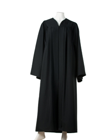 Graduation Gown - Black